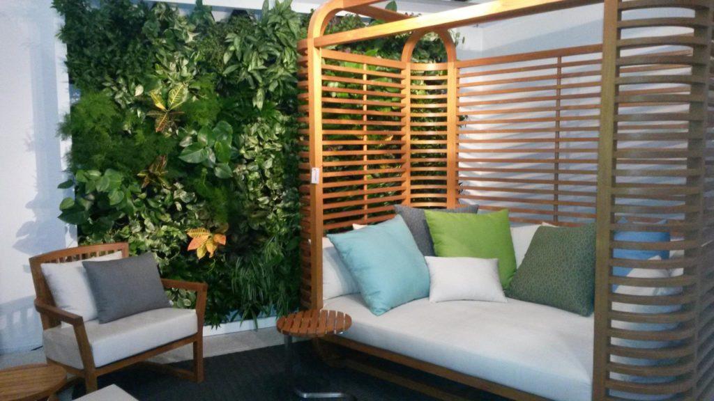Plant Wall - Verti Pocket system - Living Green Walls